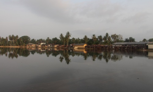 Bonthe is home to around 10,000 people.