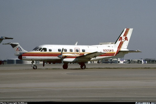 The plane pictured in Atlanta in 1990. Courtesy: AirNikon/Airliners.net