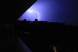 Rainy season in Freetown