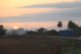 The Sierra Leone - Guinea border