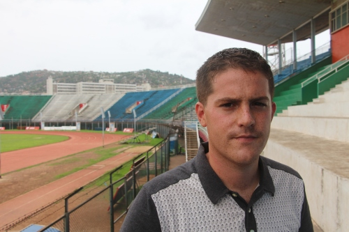 Johnny McKinstry will split his time between the Sierra Leone national team and the Craig Bellamy Academy