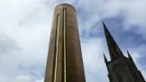 Monaghan bomb memorial.
