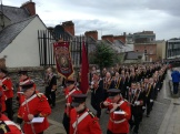 Apprentice Boys parade, Derry/Londonderry.